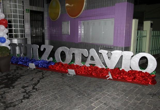 Festa de aniversário do Luiz Otávio filho, da ex BBB Angelica Ramos (Foto: Celso Tavares / Ego)