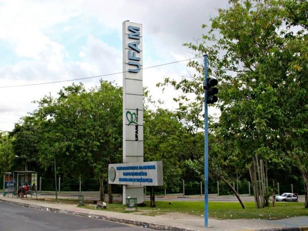 Votação foi realizada na universidade (Foto: Suelen Gonçalves/G1AM)