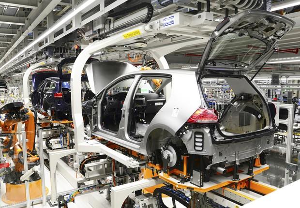 peças automotivas; automoveis; industria (Foto: Getty Images)