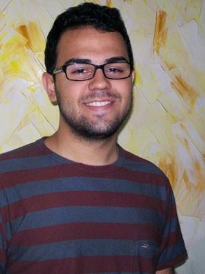 Leonardo Costa, de 17 anos, teme que ano letivo 'embole' com vestibulares e Enem (Foto: Divulgação)