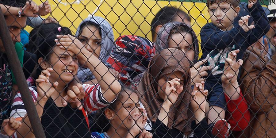 Refugiados, mas com o perigoso islã no coração