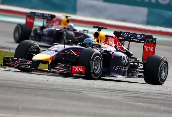 Sebastian Vettel - RBR - GP da Malásia (Foto: Getty Images)