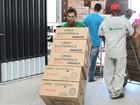 Mais de seis mil urnas serão utilizadas nas eleições em Sergipe