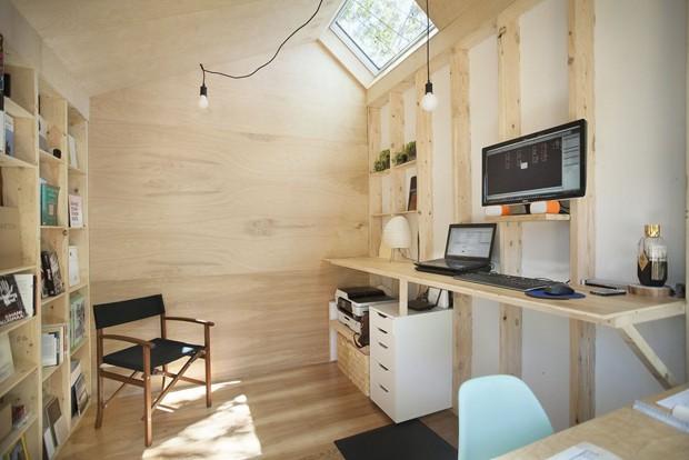 Arquiteto-canadense-projeta-escritório-de-10-m²-no-fundo-do-quintal (Foto: Reprodução/Curbed)