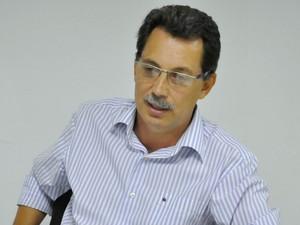O deputado federal eleito Ezequiel Fonseca (PP). (Foto: Jéssica Brito / G1)