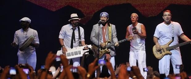 Concorra a ingressos para curtir o Siriguela 20 anos, com Chiclete com Banana (Foto: TV Globo/Zé Paulo Cardeal)