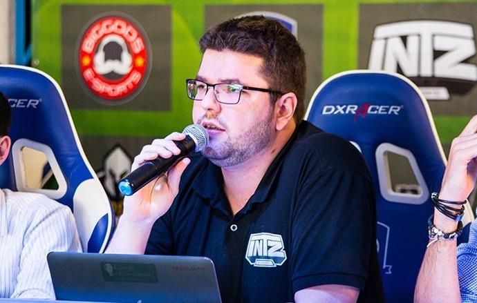 Lucas Almeida é afastado preventivamente da presidência da ABCDE (Foto: Divulgação)