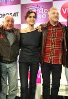 Miguel Falabella e Marisa Orth falam sobre a volta do 'Sai de Baixo'