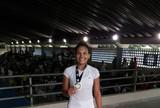Judoca Cynthia Silva vai para o frio  do Sul se preparar para o Brasileiro