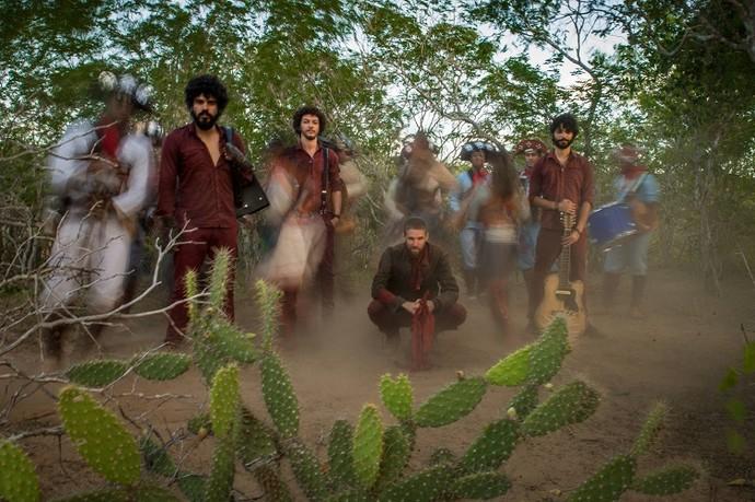 Banda se inspirou no nordeste brasileiro para a construção do novo álbum (Foto: Melissa Warwick)