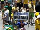 Carros de som que fecharam ciclovia em protesto na Paulista são multados