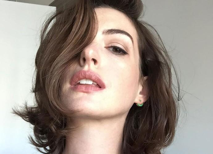 A vencedora do Oscar Anne Hathaway é mais uma das celebridades que dispensam carne no cardápio (Foto: Divulgação)