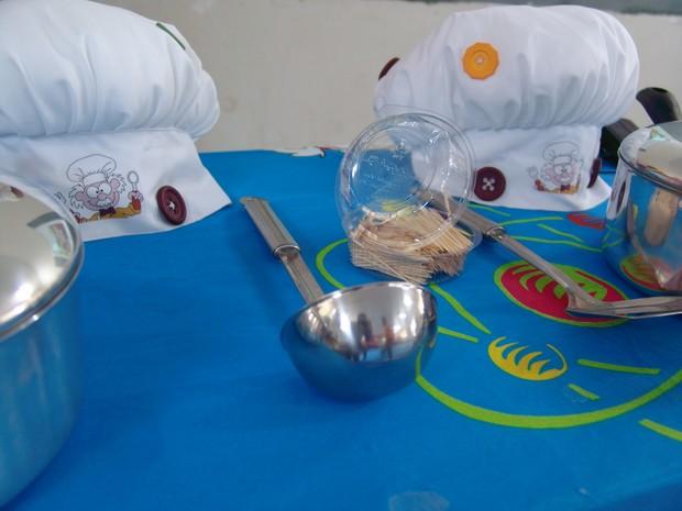 Crianças aprendem de forma lúdica sobre ciência e hábitos saudáveis (Foto: Divulgação/Ciência Divertida)