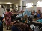 No Dia Mundial da Saúde, médicos diagnosticam problemas no serviço