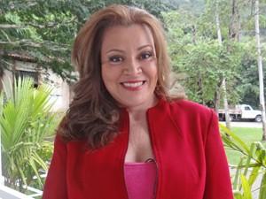 Mônica Buonfiglio fala de alma gêmeas (Foto: Mais Você / TV Globo)