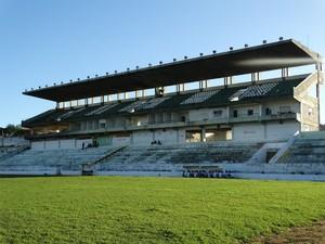 Estádio Gigalte do Agreste (Foto: Vital Florêncio / GloboEsporte.com)