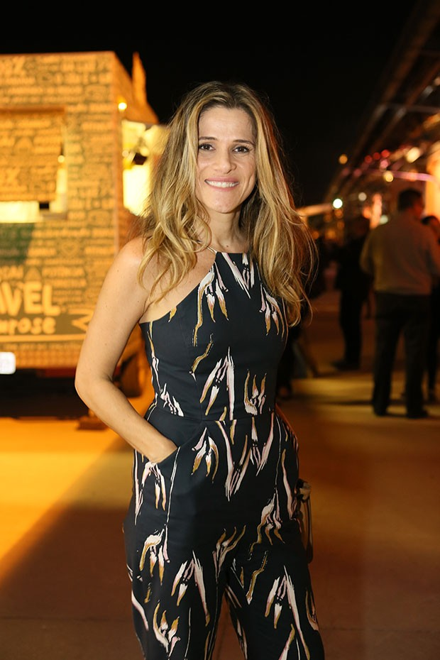 Ingrid Guimares no Rio Moda Rio (Foto: Gianne Carvalho)
