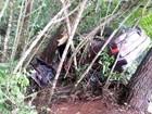 Motorista morre após carro sair da pista e bater em árvores na BR-267