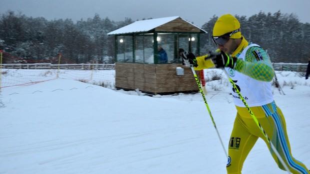 leandro ribela esqui cross country (Foto: Fernando Aranha)