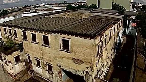 Cadeião de Londrina (Foto: Reprodução)