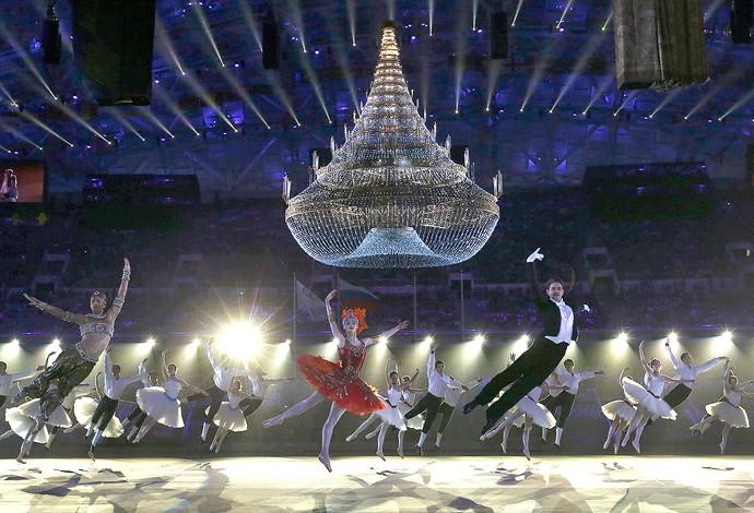 cerimônia encerramento Sochi (Foto: Reuters)