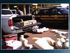 Casal é preso com droga escondida em manequins na BR-364, em Goiás