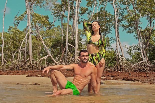 Laura Keller e Jorge Sousa  (Foto: Ale peixoto / R2Assessoria)