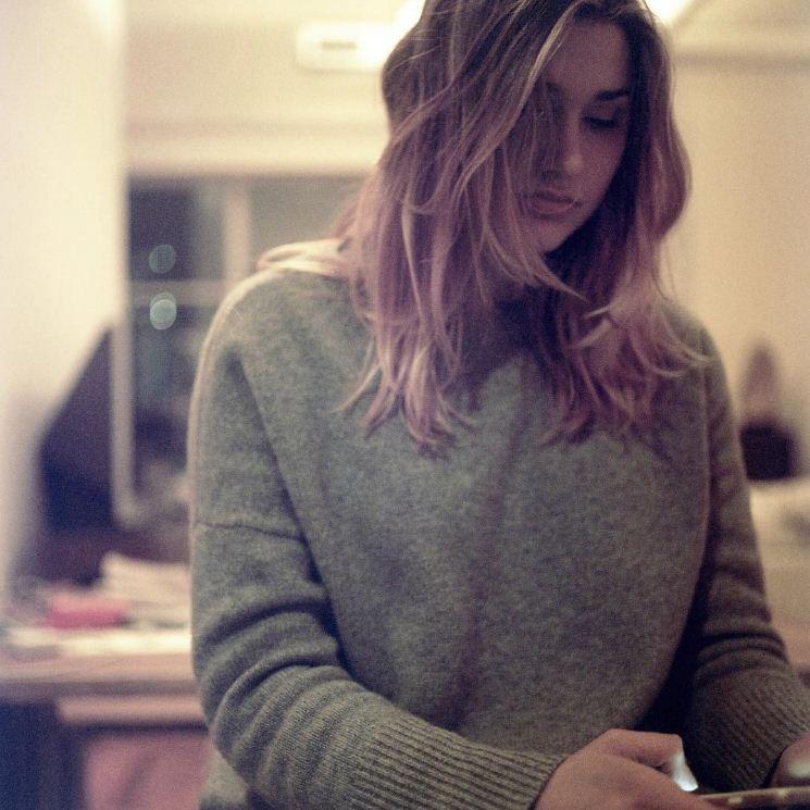 Sasha Meneghel posa para as lentes da amiga-fotógrafa em Nova York (Foto: Reprodução/Instagram)