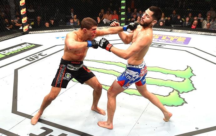 Jorge Masvidal x Al Iaquinta, UFC (Foto: Getty Images)