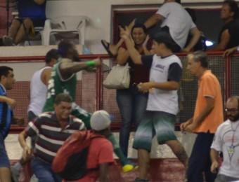 Briga São José Basquete x Palmeiras Átila (Foto: Filipe Rodrigues)