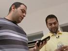 Dentistas na Síria, amigos planejam vender salgados para viver no Brasil