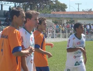 Túlio Maravilha em segundo jogo pelo Tanabi (Foto: Marcos Lavezo/Globoesporte.com)