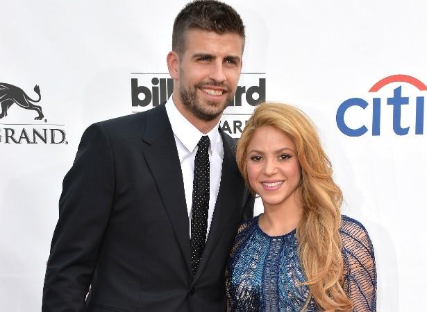 A cantora Shakira e o jogador de futebol Gerard Piqué estão juntos desde 2010. Ela diz que, se algum dia se casar, será com ele. A colombiana de 38 anos e o espanhol de 28 tiveram seu segundo filho no fim de janeiro de 2015. (Foto: Getty Images)
