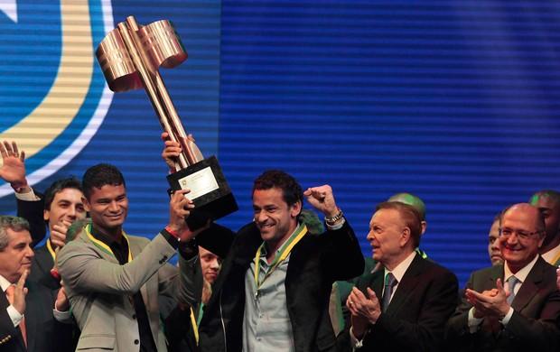 Fred Fluminense  Brasileirão 2012 (Foto: Miguel Schincariol / Globoesporte.com)