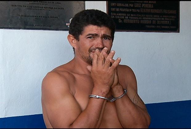 Moisés Costa de oliveira, mais conhecido pelo apelido de 'Ceará' (Foto: Reprodução/Inter TV Cabugi)