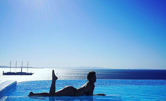 Giovanna Ewbank em Mykonos (Foto: reprodução/instagram)