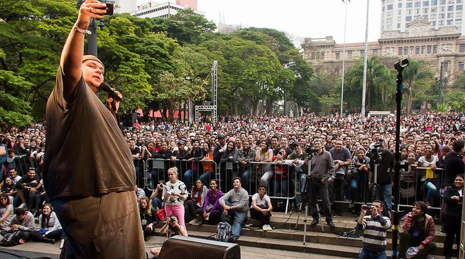 Virada Cultural de São Paulo (Foto: Wikimedia Commons)