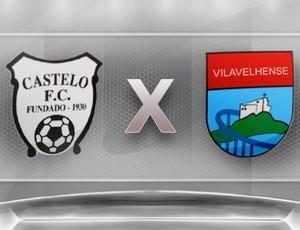 Campeonato Capixaba Série B 2012: Castelo x Vilavelhense (Foto: Globoesporte.com)
