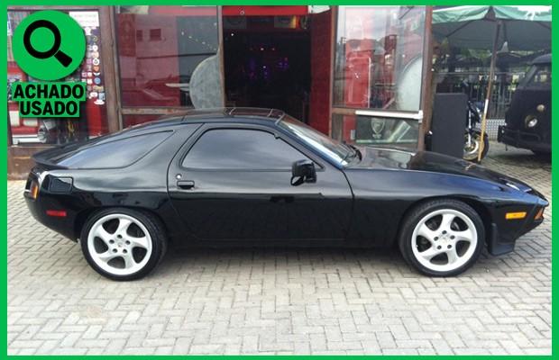 Achado-usado-Porsche-928-V8 (Foto: Reprodução)