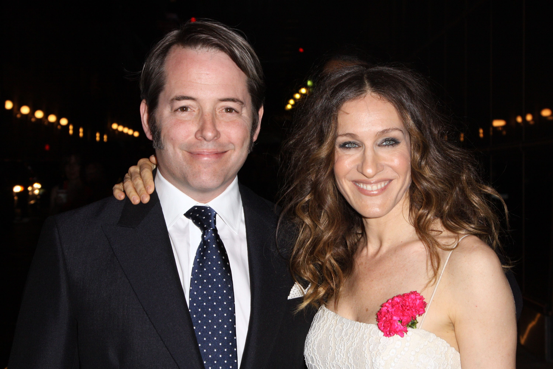 Matthew Broderick e Sarah Jessica Parker (Foto: Divulgação)