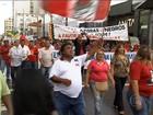 Manifestantes foram às ruas em 25 estados contra impeachment de Dilma