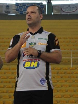 Marcelinho Ramos destacou a vontaded de vencer do grupo (Foto: Cid Bruno)
