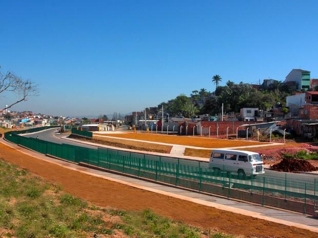 Fase dois será entregue neste sábado em Mogi (Foto: Guilherme Berti / PMMC)
