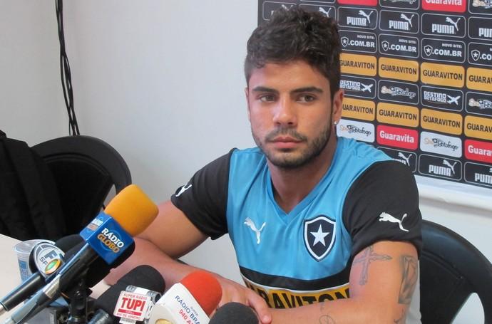 Henrique Botafogo (Foto: Marcelo Baltar)