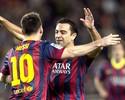 Xavi afirma que Messi é o melhor no melhor momento da história do futebol