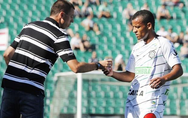 Fernando Gil, treinador do Figueirense (Foto: Luiz Henrique, divulgação / FFC)
