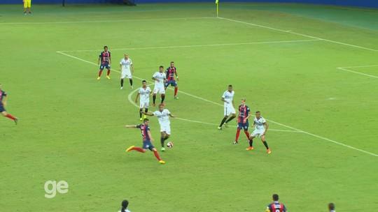 Em jogo com quatro gols, Rio Negro e Fast empatam em 2 a 2 na Arena AM