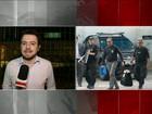 Doleiro ligado a Cunha deixa PF em SP para ser transferido a Brasília