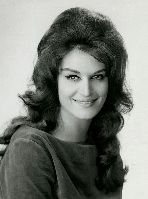 Dalida, cantora nascida no Cairo que adotou Paris em 1954.
