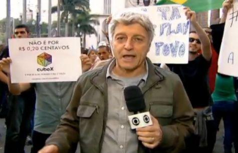 Caco Barcellos apresenta o 'Profissão repórter' (Foto: Reprodução)